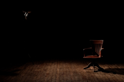 Interrogation rooms can feel dark, lonely, and cramped.