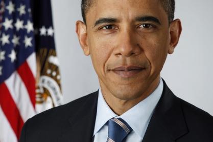 Barack Obama: Face of leadership - wikimedia commons